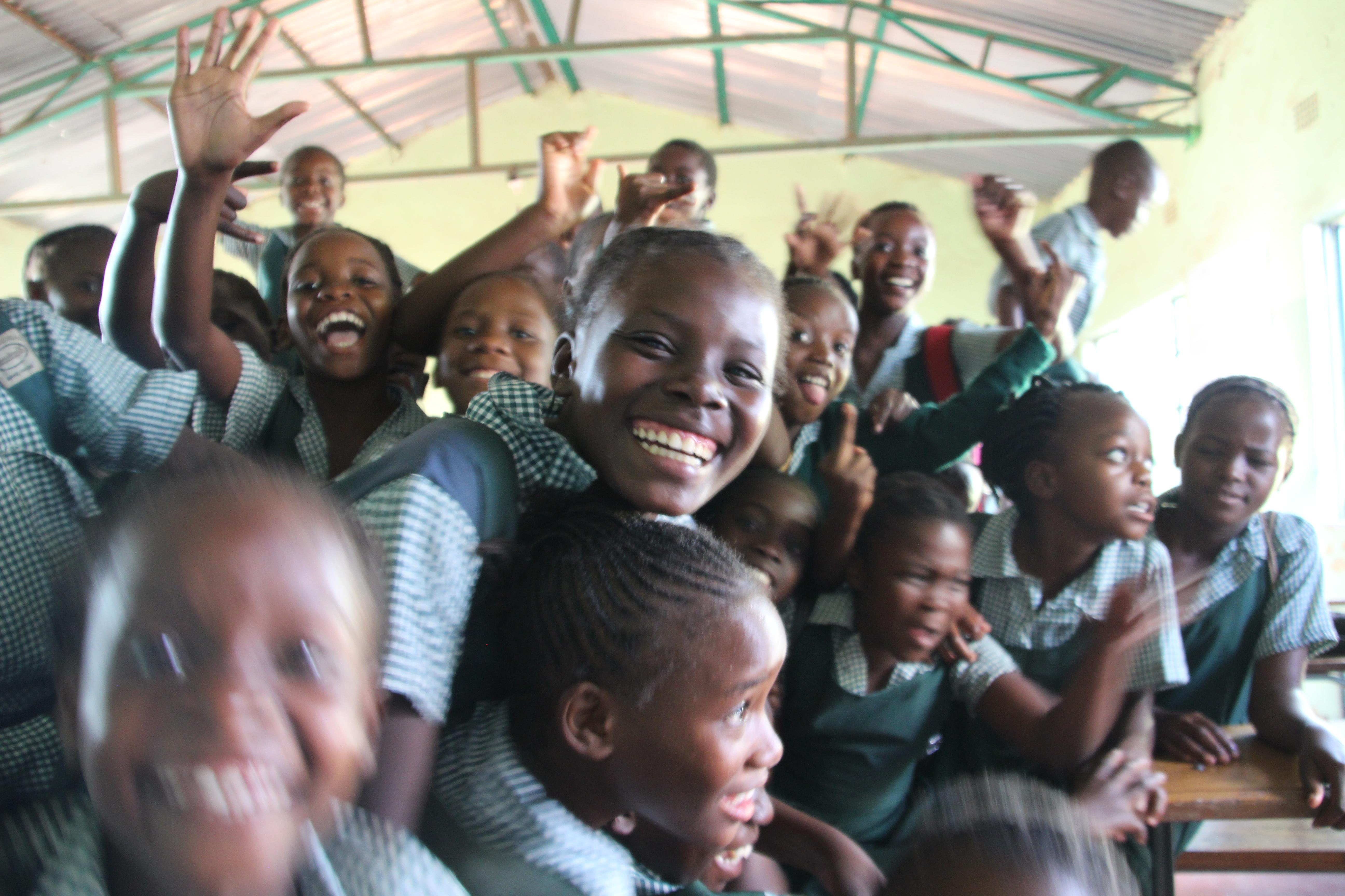 Sensibilisation scolaire à la protection de la faune sauvage et de l'environnement